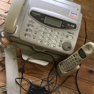 パナソニック電話ファックスKX-PW57CL