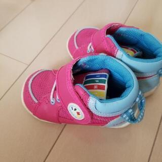 13cm靴の画像