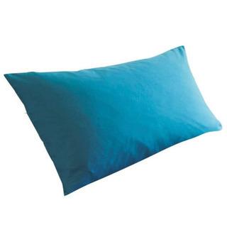 🔷セシール cecile 枕カバー🔷ターコイズブルー