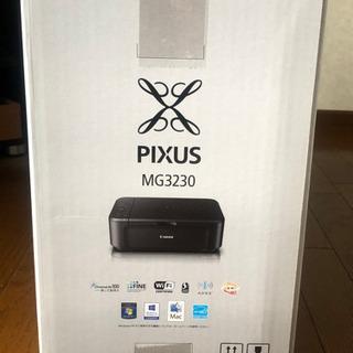 【新品未開封】Canon キヤノン PIXUS MG3230 無線LAN対応 インクジェットプリンター複合機 - パソコン