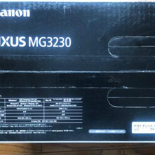 【新品未開封】Canon キヤノン PIXUS MG3230 無線LAN対応 インクジェットプリンター複合機 − 岐阜県