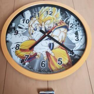 壁掛け時計  ドラゴンボール