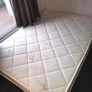 ベッドマットレス ダブルサイズ