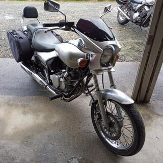 kawasaki エリミネーター125 バイク