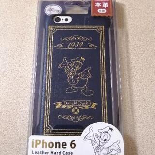 新品 ドナルド iPhoneケース iPhone6 レザーケース