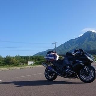 リターン(若い頃の夢を)バイク好きな50代以上の方、一緒に夢を乗...