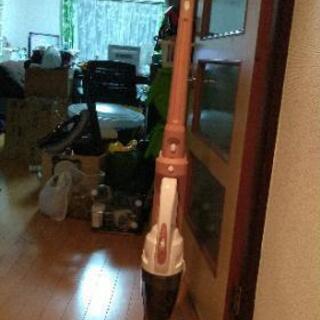 掃除機(保証期間あり)値下→5000から4000