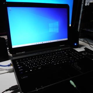 ノートパソコン NEC LaVie  Windows10  おま...