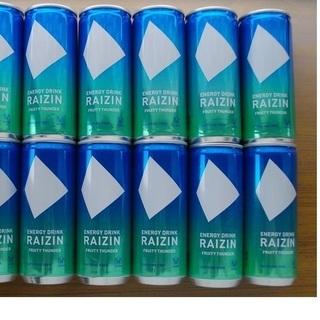 RAIZIN ライジン 12本(1ダース) 500円 フルーティ...