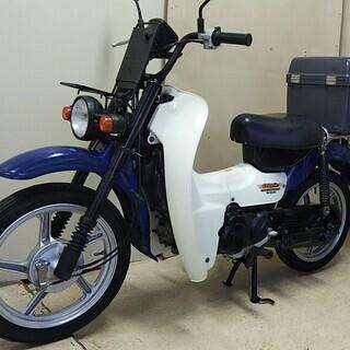 【値下げ】スズキ バーディー すぐ乗れます!4サイクルFI低燃費...