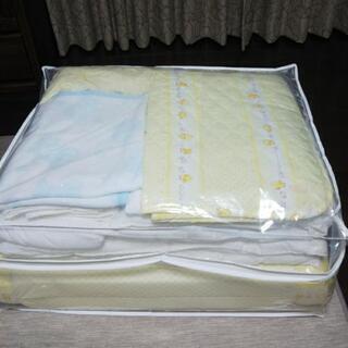 ベビーベット用の布団セットです