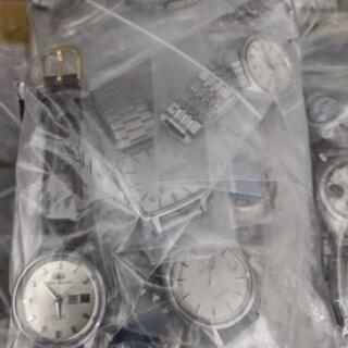 腕時計のオーバーホール 分解掃除