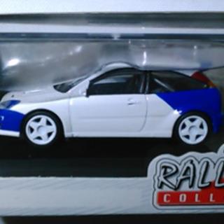 【非売品】CM's ラリーカーコレクション フォード・フォーカス...
