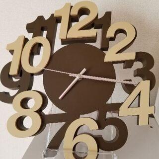 断捨離中 壁掛け時計
