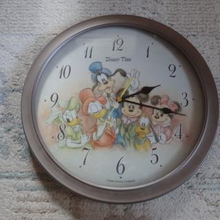 ディズニー 掛け時計 FW502B