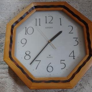 CITIZEN 掛け時計