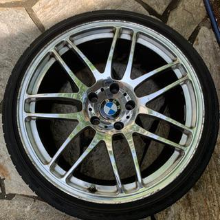 BMW e91用鍛造ホイール 19インチ