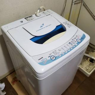 【中古品】TOSHIBA洗濯機