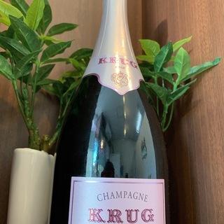 シャンパン【クリュッグ】買います!