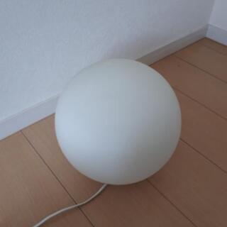 球体ライト 電気
