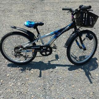 【値下げ】子供用自転車 22インチ 男の子向け