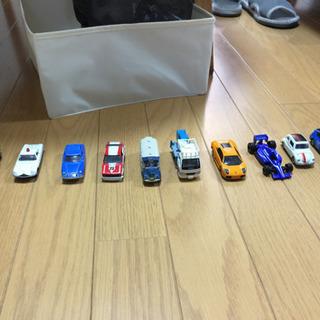 トミカミニカー - おもちゃ
