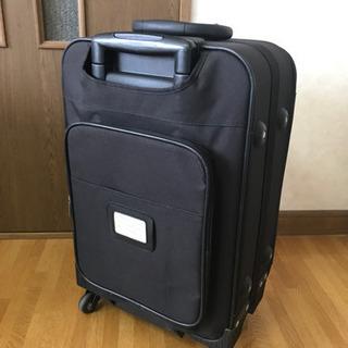 キャリーケース 旅行カバン ブラック - 家電