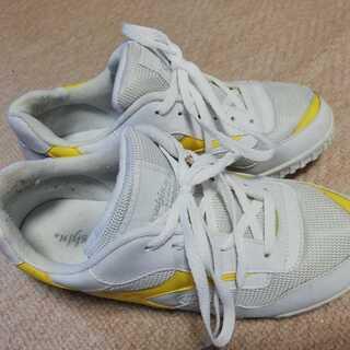 体育館シューズ 運動靴 学校 27.5 メンズ 男女 中古…