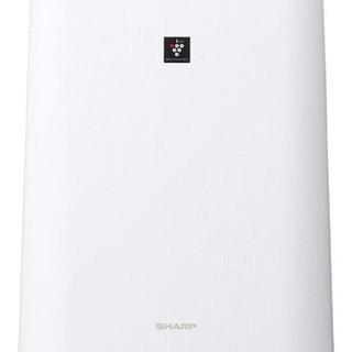 SHARP  空気清浄器 KC-H50-W