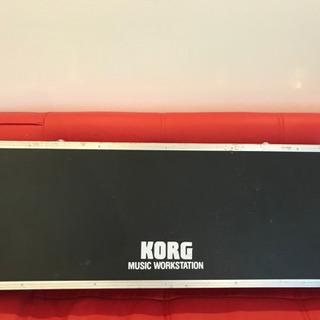 ハードケース KORG 鍵盤用 キーボード用 電子ピアノ用