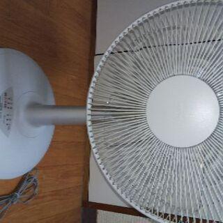 SANYOの扇風機 お話中です