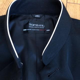 標準型 学生服 学ラン 上衣のみ180A