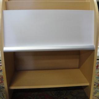 マガジンラック 本棚 ブックシェルフ BOOK 収納棚  − 北海道