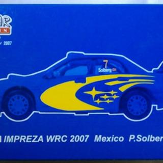 CM's ラリーカーコレクション スバル インプレッサ WRC ...