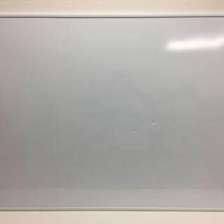 ホワイトボード   120㎝×90㎝   清掃&消毒&梱包済み
