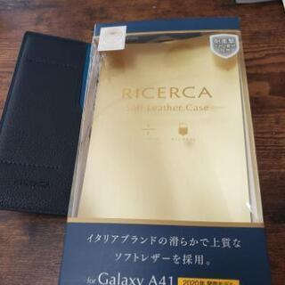 手帳型携帯カバー