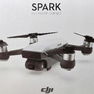 【取引完了いたしました】DJIドローン・SPARK・フライ…