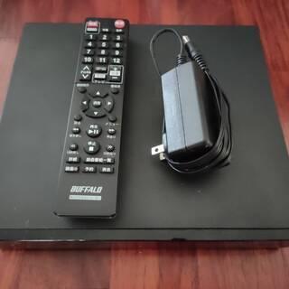 部品取りBUFFALO DVR-1 HDDレコーダー