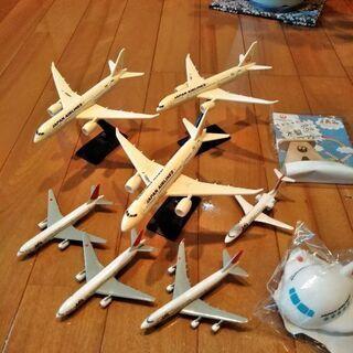 JAL 非売品 飛行機模型