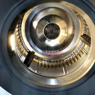 札幌近郊送料無料◇2018年製 11kg ドラム式洗濯機 シャープ(SHARP) ES-G110-TL - 売ります・あげます