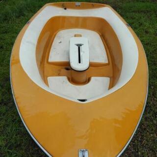 YAMAHA 9 FRPボート