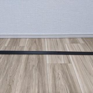 黒い鉄の棒 4本