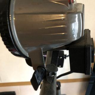 新品スタンド付きワークランプ 三共コーポレーションハロゲン照明 - 売ります・あげます