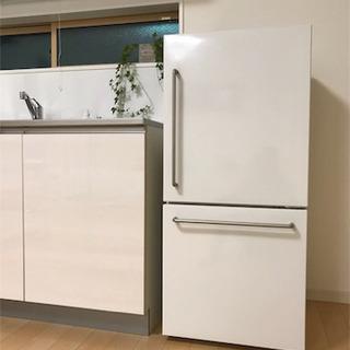 無印良品(アクア) 2017年製 中古冷蔵庫 157L