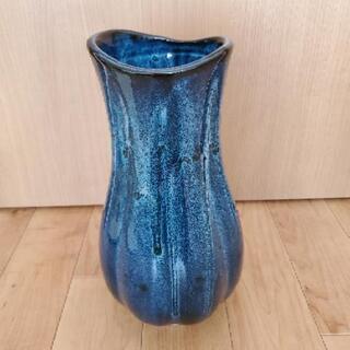 流紋焼 花瓶