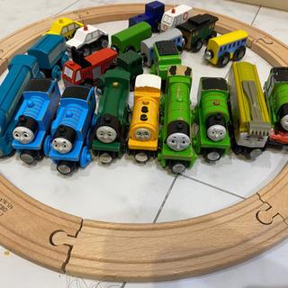 トーマス 木製レール まとめ売り セット