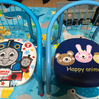 子供椅子二脚