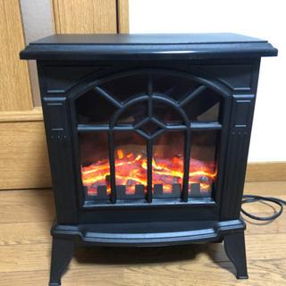 ベルソス暖炉型フアンヒーター