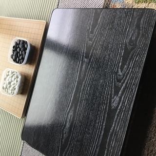折畳碁盤、碁石と折畳座卓 無料