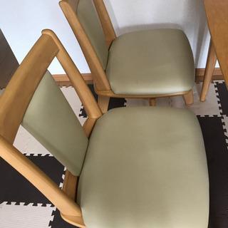 ニトリダイニングセット - 家具